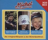Michel - 3-CD Hörspielbox, 3 Audio-CDs