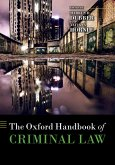 The Oxford Handbook of Criminal Law (eBook, PDF)