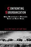 Confronting Suburbanization (eBook, ePUB)