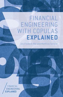 Financial Engineering with Copulas Explained (eBook, PDF)