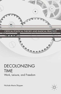 Decolonizing Time (eBook, PDF) - Shippen, N.