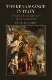 Renaissance in Italy (eBook, PDF)
