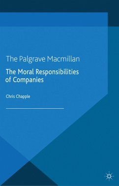 The Moral Responsibilities of Companies (eBook, PDF)