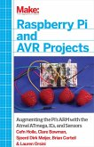 Raspberry Pi and AVR Projects (eBook, ePUB)