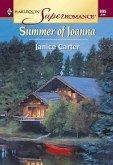 Summer Of Joanna (Mills & Boon Vintage Superromance) (eBook, ePUB)