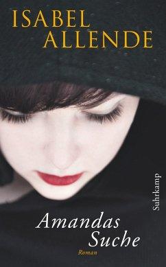Amandas Suche - Allende, Isabel