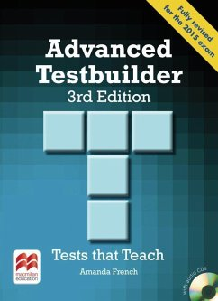 Advanced Testbuilder. Student's Book with 2 Audio-CDs (without Key) - French, Amanda