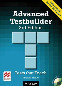 Advanced Testbuilder. Student's Book with 2 Audio-CDs (with Key - French, Amanda