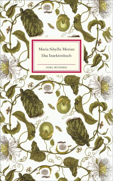 das insektenbuch von maria s merian buch. Black Bedroom Furniture Sets. Home Design Ideas