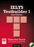 IELTS Testbuilder 1, Student's Book with Key and 2 Audio-CDs