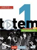 totem 01. Ausgabe für den deutschsprachigen Raum. Arbeitsbuch mit Audio-CD und Lösungsheft