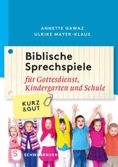 Biblische Sprechspiele