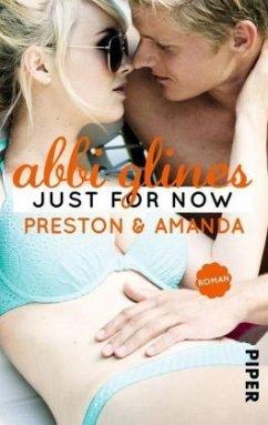 Just for Now - Preston und Amanda / Sea Breeze Bd.4 - Glines, Abbi
