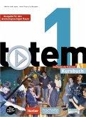 totem 01. Ausgabe für den deutschsprachigen Raum. Kursbuch mit DVD-ROM
