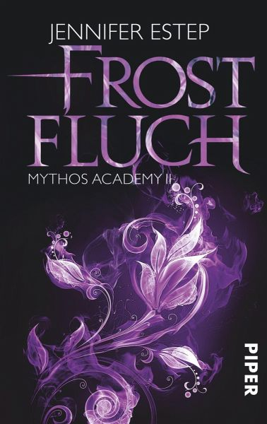 frostfluch mythos academy bd 2 von jennifer estep taschenbuch. Black Bedroom Furniture Sets. Home Design Ideas