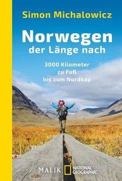 Norwegen der Länge nach - Michalowicz, Simon