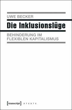 Die Inklusionslüge - Becker, Uwe