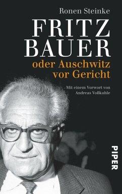Fritz Bauer - Steinke, Ronen