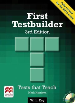 First Testbuilder. Student's Book with Audio-CDs (with Key) - Harrison, Mark
