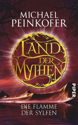 Buch-Reihe Land der Mythen von Michael Peinkofer