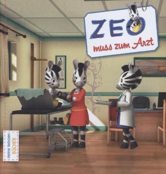 Zeo - Zeo muss zum Arzt