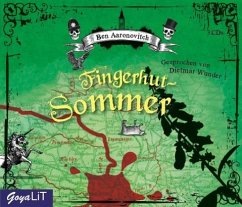 Fingerhut-Sommer / Peter Grant Bd.5 (Audio-CD) - Aaronovitch, Ben