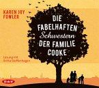 Die fabelhaften Schwestern der Familie Cooke, 6 Audio-CDs