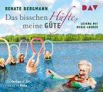 Das bisschen Hüfte, meine Güte / Online-Omi Bd.2 (3 Audio-CDs)
