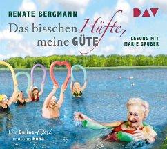 Das bisschen Hüfte, meine Güte / Online-Omi Bd.2 (3 Audio-CDs) - Bergmann, Renate