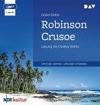 Robinson Crusoe, 1 Mp3-CD