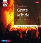 Grete Minde, 1 Mp3-CD