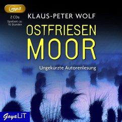 Ostfriesenmoor / Ann Kathrin Klaasen ermittelt Bd.7 (2 MP3-CDs) - Wolf, Klaus-Peter