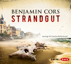 Strandgut / Nicolas Guerlain Bd.1 (6 Audio-CDs) - Cors, Benjamin