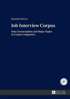 Job Interview Corpus - Wawra, Daniela