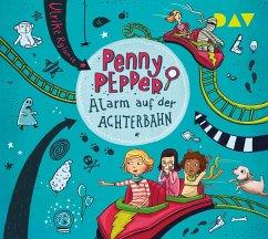 Alarm auf der Achterbahn / Penny Pepper Bd.2 (Audio-CD) - Rylance, Ulrike