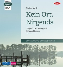 Kein Ort. Nirgends, 1 Mp3-CD - Wolf, Christa
