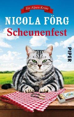 Scheunenfest / Kommissarin Irmi Mangold Bd.6 - Förg, Nicola