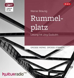 Rummelplatz, 1 Mp3-CD