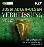 Verheißung - Der Grenzenlose / Carl Mørck. Sonderdezernat Q Bd.6 (2 MP3-CDs)