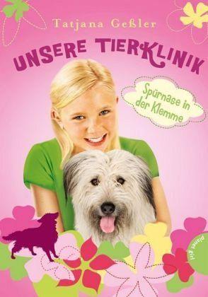 Buch-Reihe Unsere Tierklinik von Tatjana Geßler