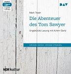Die Abenteuer des Tom Sawyer, 1 Mp3-CD
