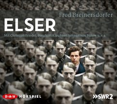 Elser, 2 Audio-CDs - Breinersdorfer, Fred