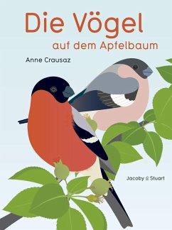 Die Vögel auf dem Apfelbaum