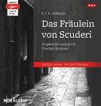 Das Fräulein von Scuderi, 1 Mp3-CD
