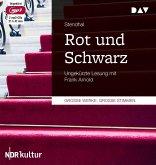 Rot und Schwarz, 2 Mp3-CDs