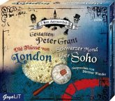 Die Flüsse von London & Schwarzer Mond über Soho / Peter Grant Bd.1+2, 6 Audio-CDs