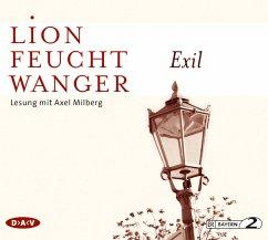 Exil, 5 Audio-CDs - Feuchtwanger, Lion