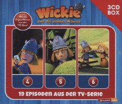 Wickie - 3-CD Hörspielbox zur neuen TV-Serie / ...
