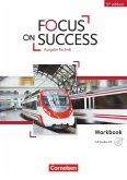 Focus on Success B1-B2 Workbook Technik mit Audio-CD