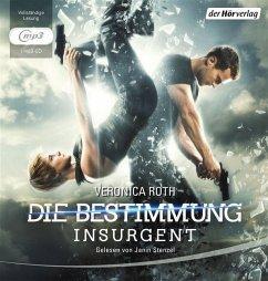 Die Bestimmung - Tödliche Wahrheit / Die Bestimmung Trilogie Bd.2 (1 MP3-CDs) - Roth, Veronica